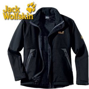 Jack Wolfskin, Mountain Maniac, trekking softshell, men (1300071)