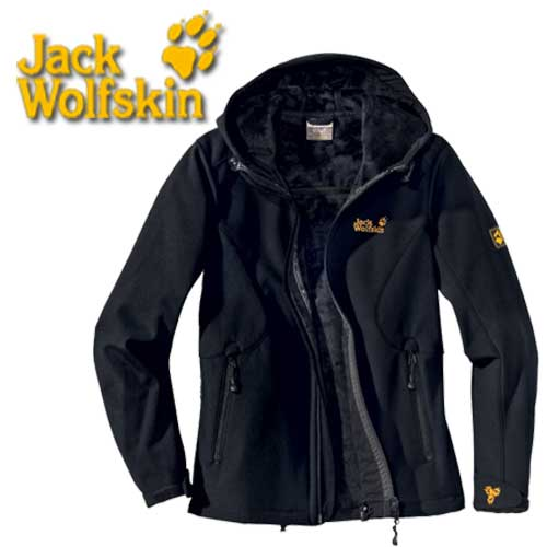 Jack Wolfskin, Mountain Witch, trekking softshell, women (1300081)