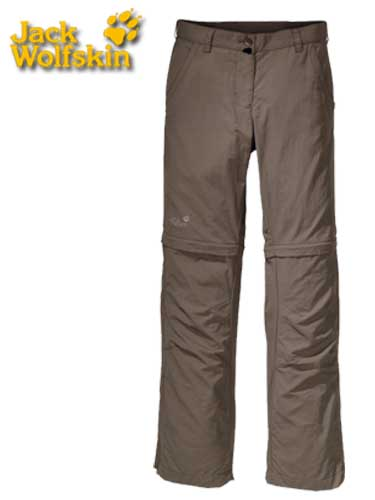 Jack Wolfskin, Canyon ZipOff pants, women (1500562)